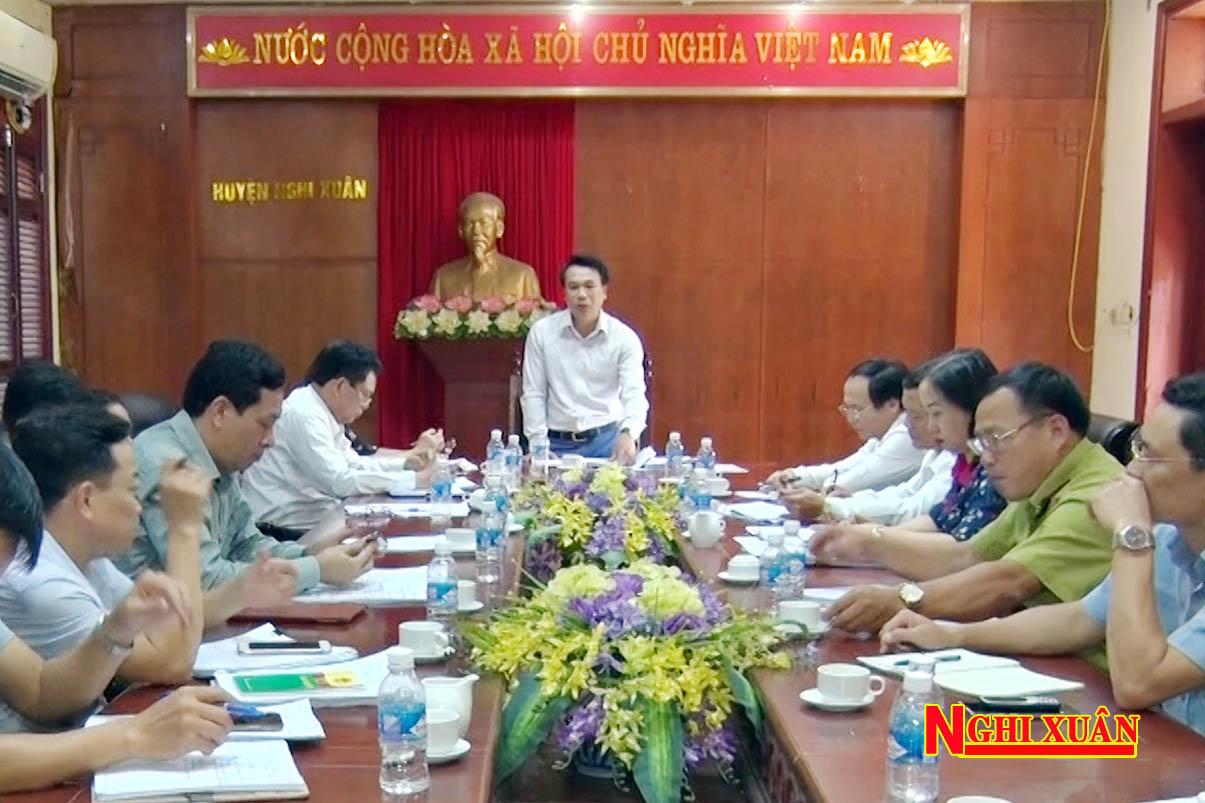 Tăng cường công tác quản lý, bảo vệ và phát triển rừng trên địa bàn huyện Nghi Xuân