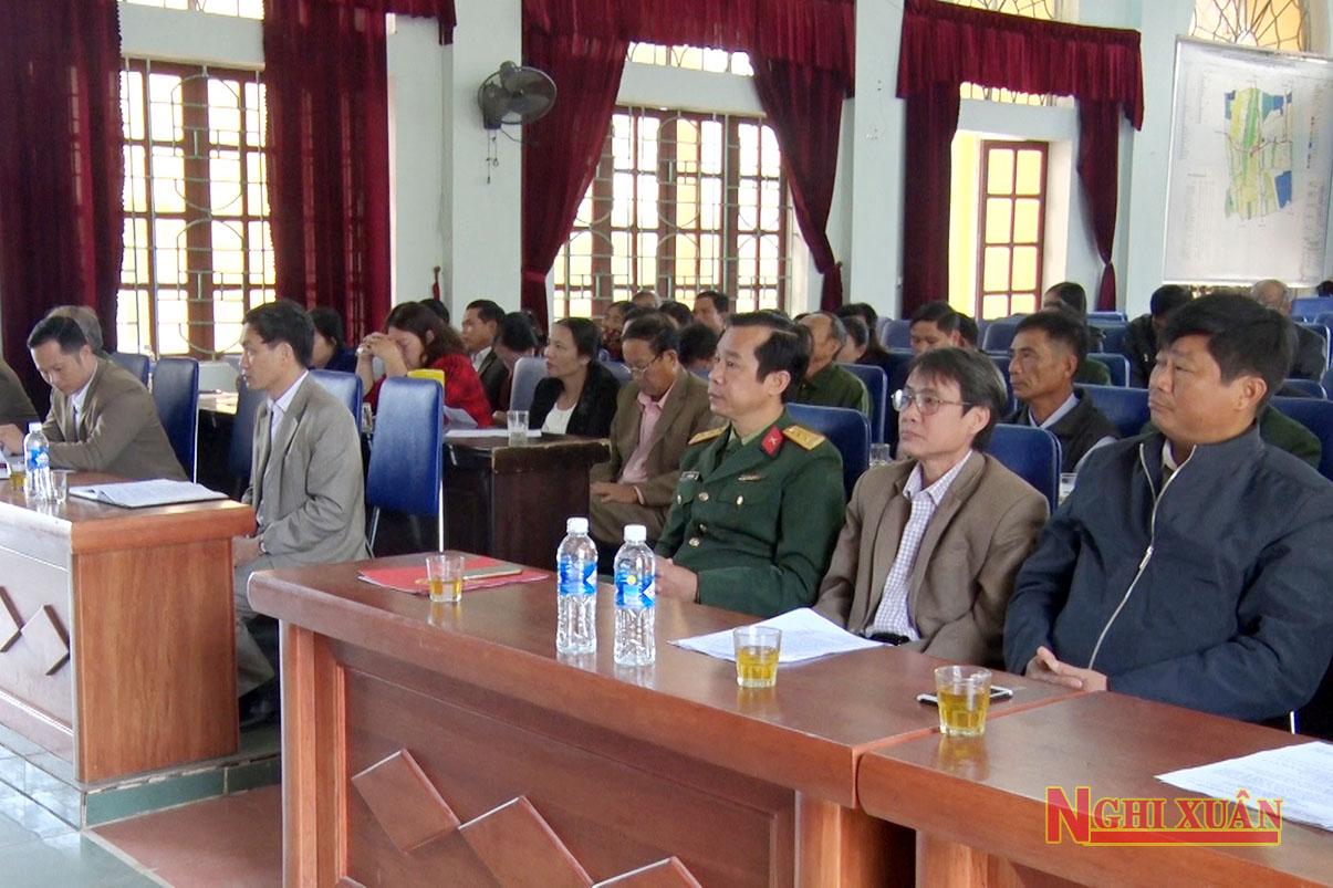Năm 2019, phong trào xây dựng nông thôn mới ở Xuân Yên tiếp tục được duy trì và phát huy có hiệu quả.