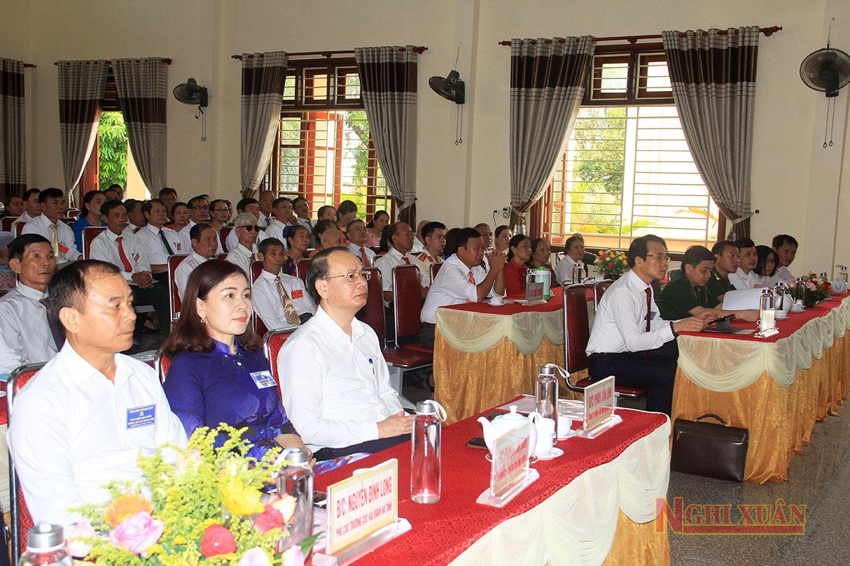 Xây dựng Xuân Hội đạt chuẩn xã nông thôn mới nâng cao tiến tới kiểu mẫu