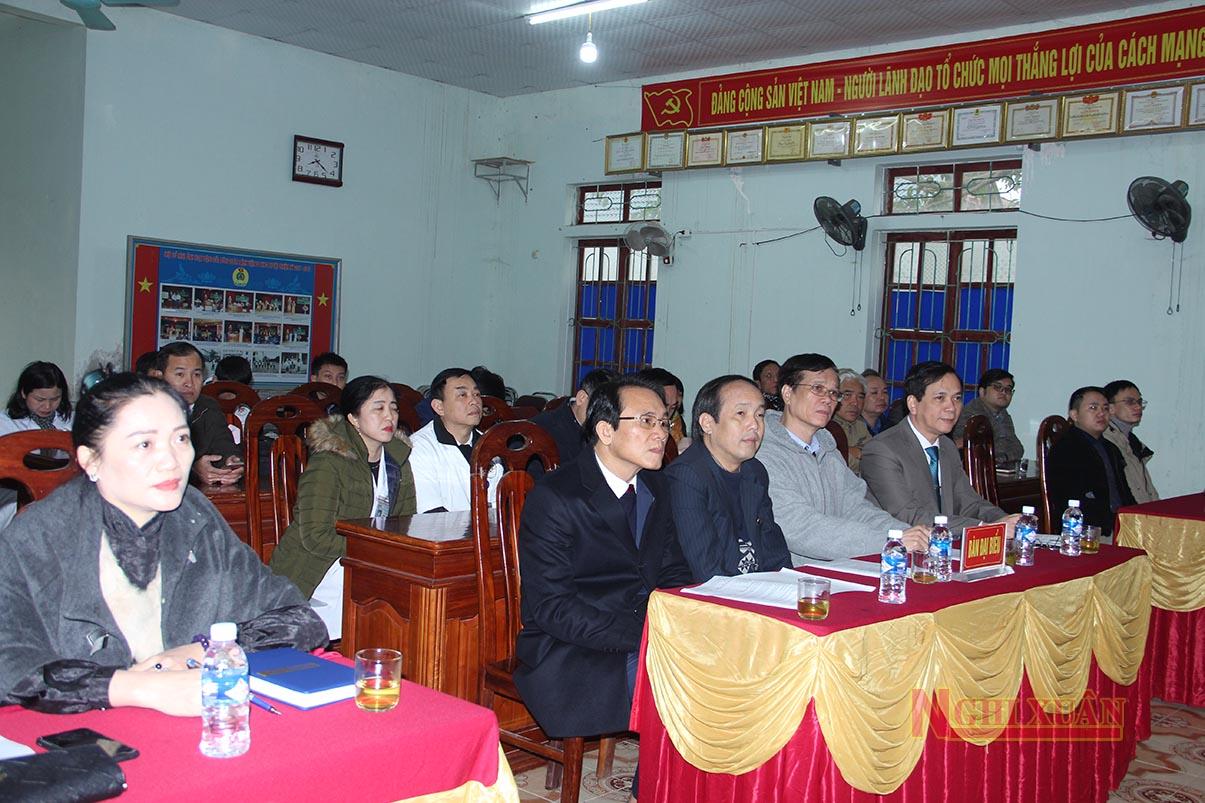Bệnh viện Trường Đại học Y dược Huế triển khai đào tạo, chuyển giao kỹ thuật cho Trung tâm Y tế huyện Nghi Xuân