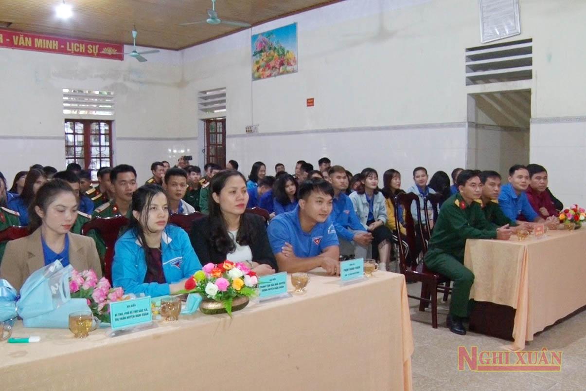 Tuổi trẻ Nghi Xuân sôi nổi các hoạt động chào mừng ngày hội lớn của Đoàn
