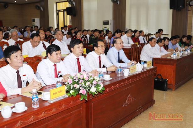 HĐND huyện Nghi Xuân khóa XX tổ chức kỳ họp tổng kết nhiệm kỳ