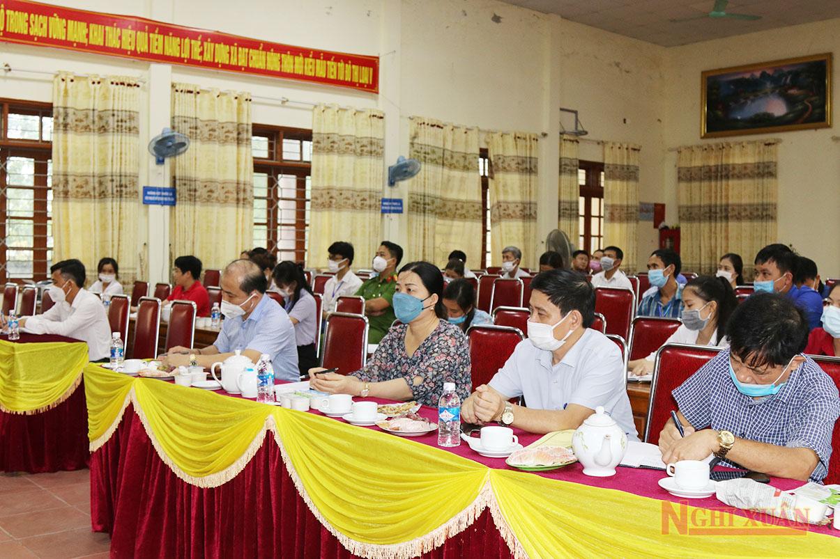 Tập trung củng cố và nâng cao các tiêu chí nông thôn mới ở các địa phương